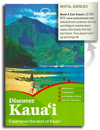 National Car Rental Return Kauai